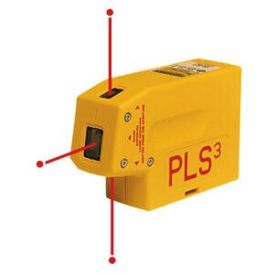 PLS Priklaser PLS 3 m/3 prikker
