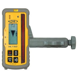 SPECTRA Modtager HL750 m/beslag