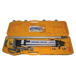 SPECTRA Rotationslaser HV302 Komplet m/HL760+RC402N