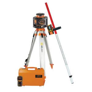 geoFENNEL Rotationslaser FL300 HV-G m/FR 45 komplet