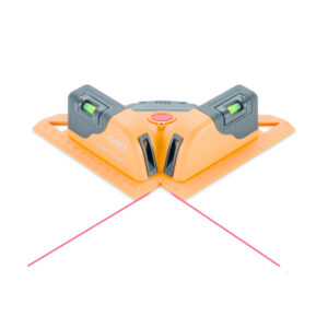 geoFENNEL Streglaser Square Liner II vinkellaser