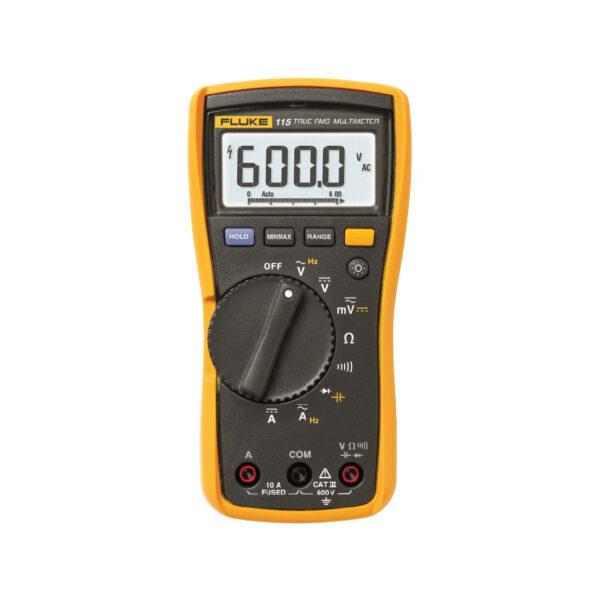 FLUKE Multimeter 115 digital KAT III 600 V
