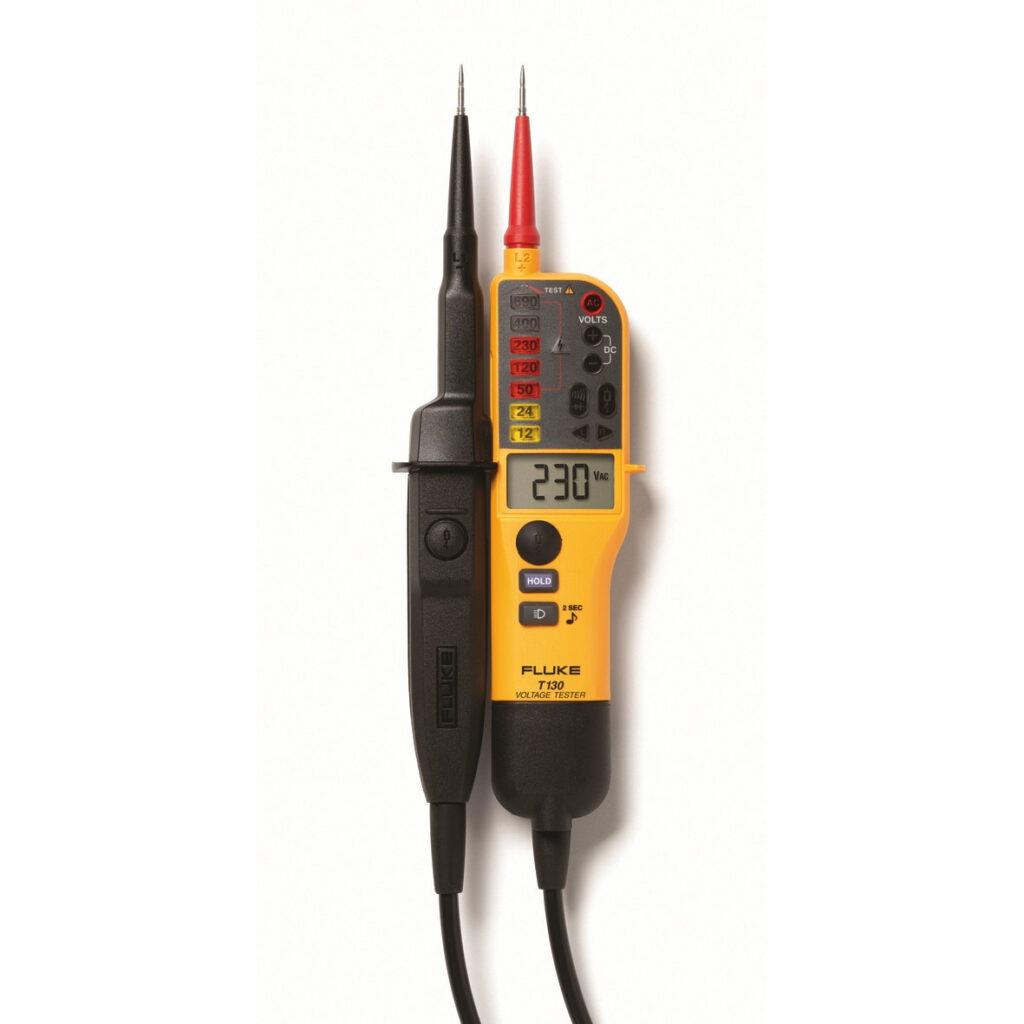 FLUKE T130 spændingstester