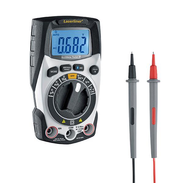 LASERLINER Multimeter MultiMeter Pocket XP