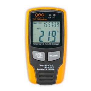 geoFENNEL Data logger FHT 70 t/temperatur og fugt