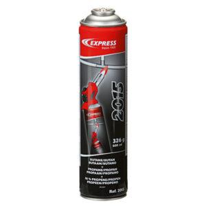 EXPRESS gasdåse 2000gr EX2015 326g