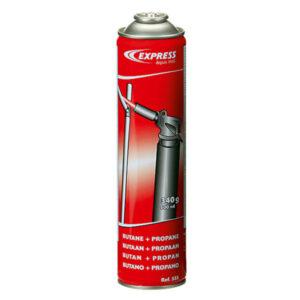 EXPRESS gasdåse butan + propan EX555 340g