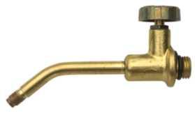 Halsrør med ventil 871601