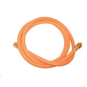 Højtryksgasslange 6,3 mm, 5 m