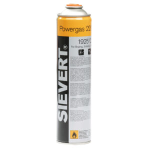 SIEVERT Gasdåse Powergas 2204 336g/600ml Butan/Propan