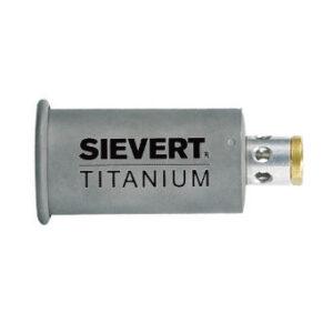 SIEVERT Titanium brænder Ø50 mm