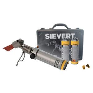 SIEVERT loddekolbe gas komplet PSI 3380